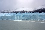 my first peak on Perito Moreno Glacier